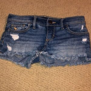 Children's Abercrombie shorts